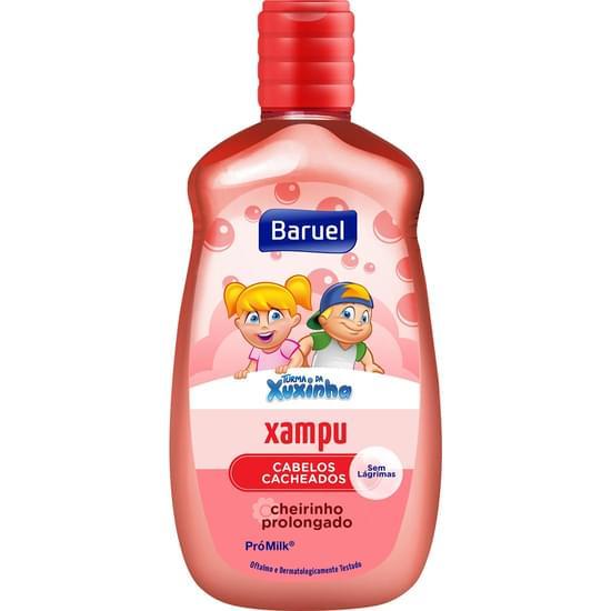 Imagem de Shampoo infantil turma da xuxinha cabelos cacheados 120ml