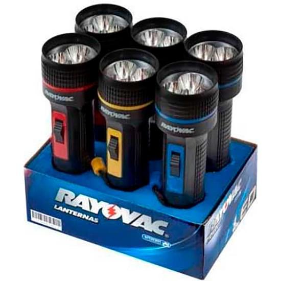 Imagem de Lanterna rayovac tri-led