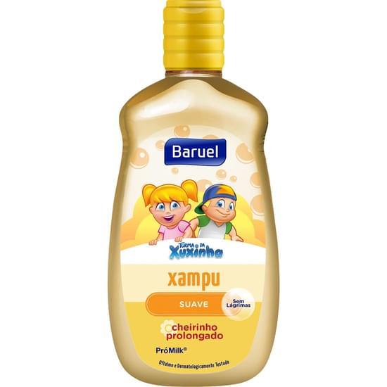 Imagem de Shampoo infantil turma da xuxinha suave 120ml