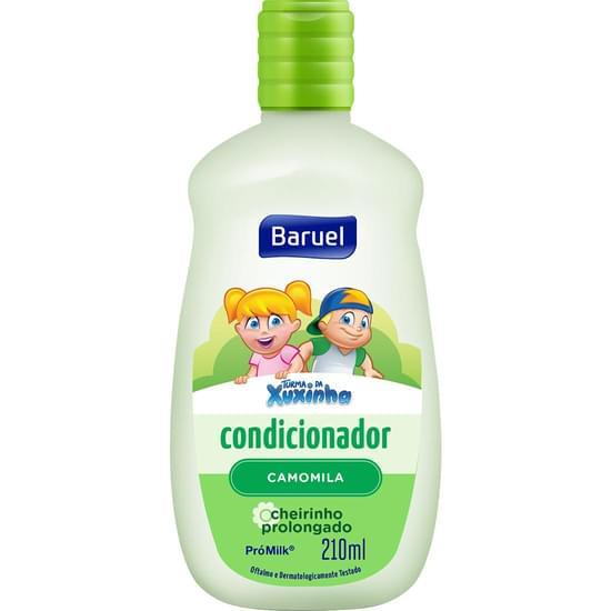 Imagem de Condicionador infantil turma da xuxinha camomila 210ml
