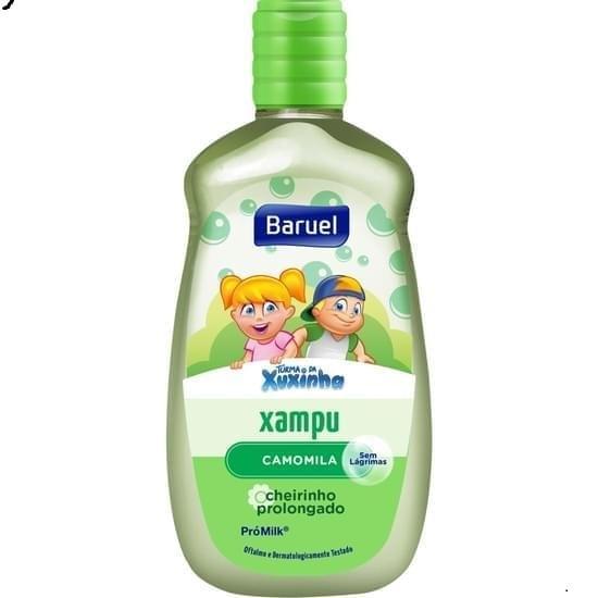 Imagem de Shampoo infantil turma da xuxinha camomila 120ml