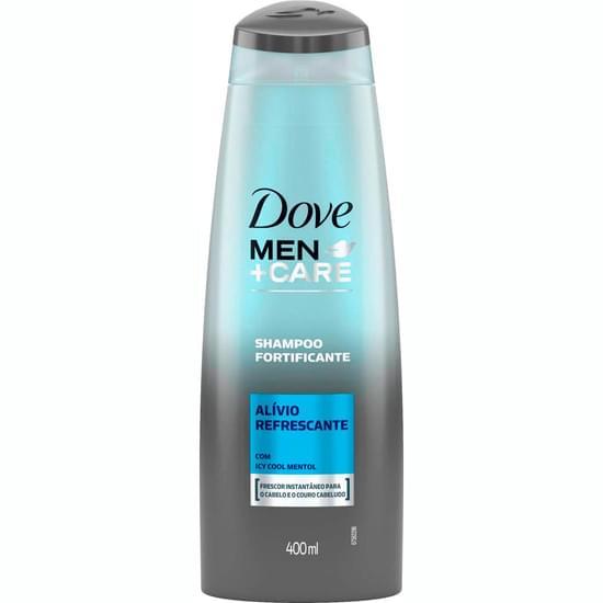 Imagem de Shampoo dove men care alivio refrescante 400ml