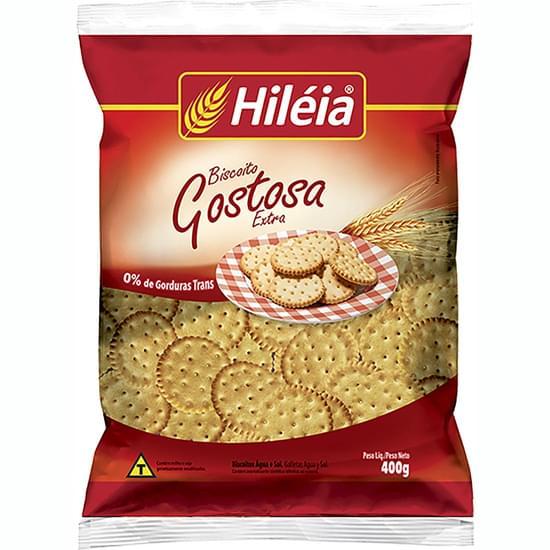 Imagem de Biscoito hiléia leite extra 400g