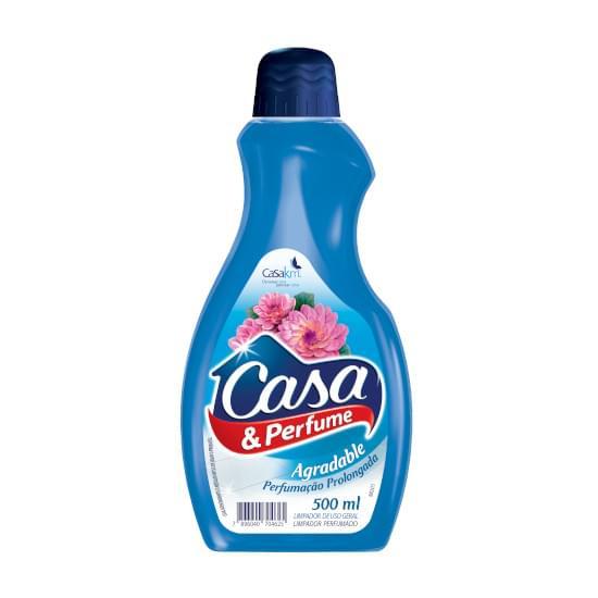 Imagem de Casakm limpador perfumado casa e perfume agradable 1l