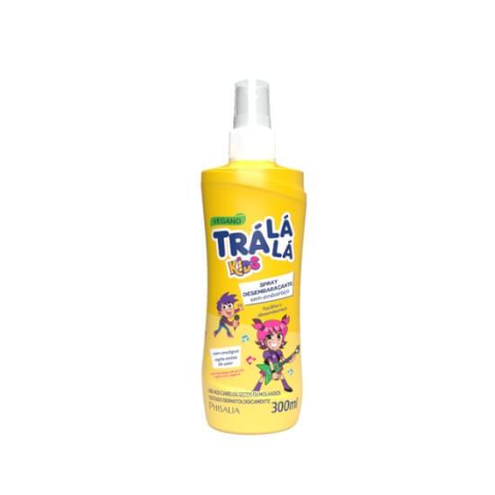 Imagem de Spray para pentear trá lá lá kids sem embaraço 300ml